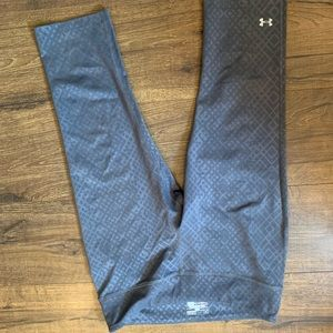 Under armor fitted workout pants